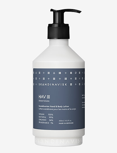 HAV Hand & Body Lotion 450ml - body lotion - deep blue