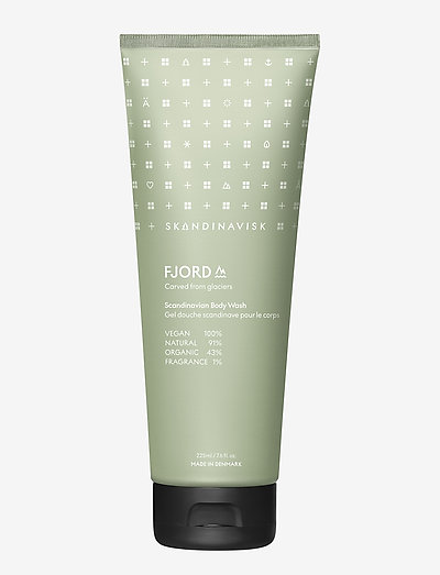 FJORD Body Wash 225ml - bad - fjord green