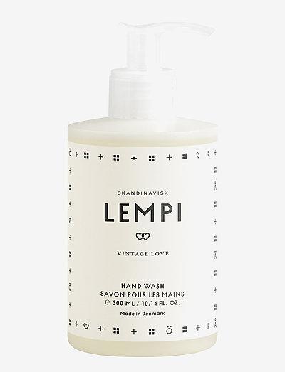 LEMPI Hand Wash - käsisaippua - white/black