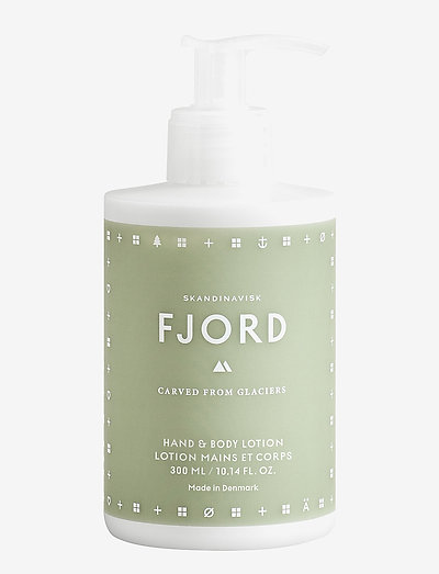 FJORD Hand & Body Lotion - FJORD GREEN