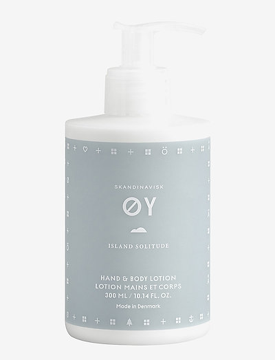 ØY Hand & Body Lotion - POWDER BLUE
