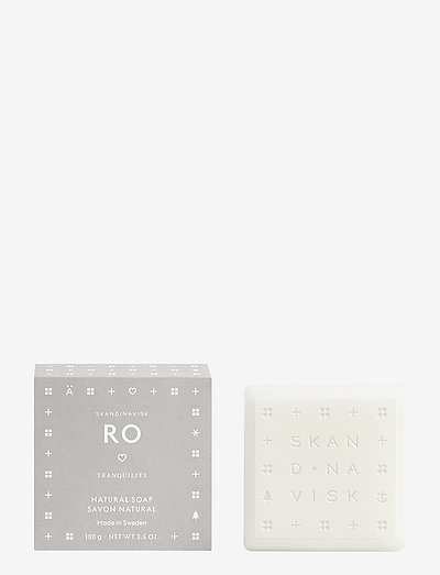 RO Bar Soap - käsisaippua - cool grey