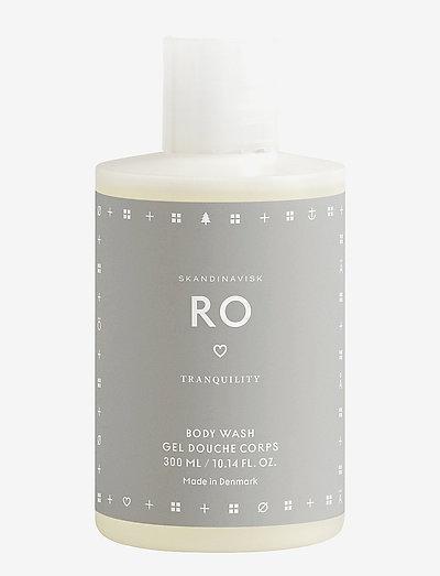 RO Body Wash - shower gel - cool grey