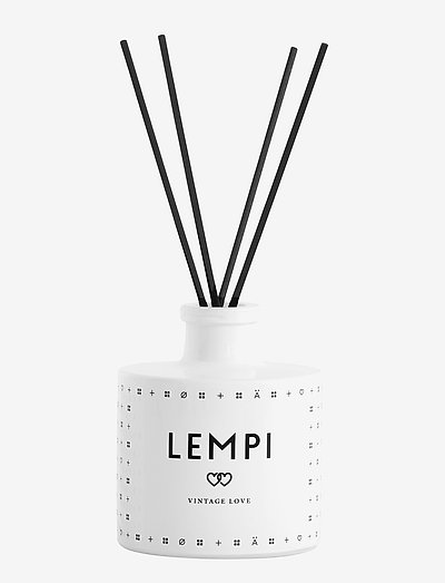 LEMPI Scent Diffuser - dufte - white/black