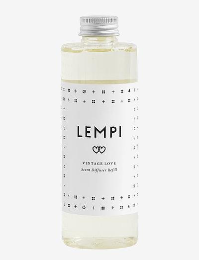 LEMPI Diffuser Refill - tuoksu - white/black