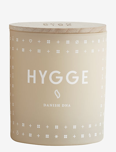 HYGGE Scented Candle - SAND