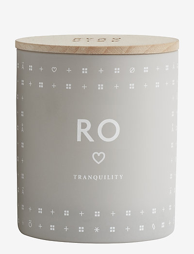 RO Scented Candle - COOL GREY