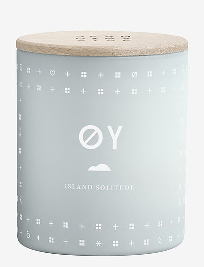 ØY Scented Candle - POWDER BLUE