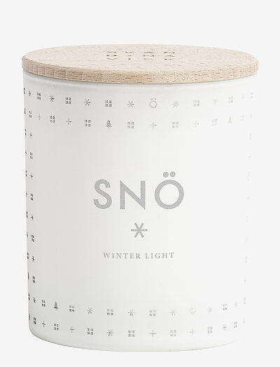 SNÖ Scented Candle - huonetuoksut - no colour