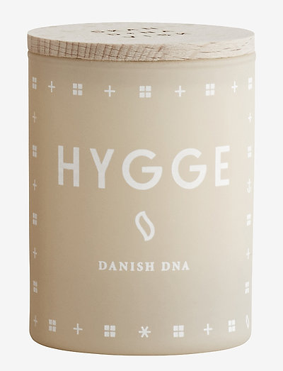 HYGGE Mini Scented Candle - SAND