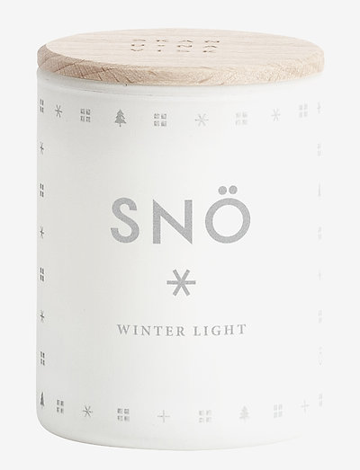 SNÖ Mini Scented Candle - duft - no colour