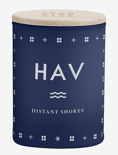HAV Scented Candle - duft - deep blue