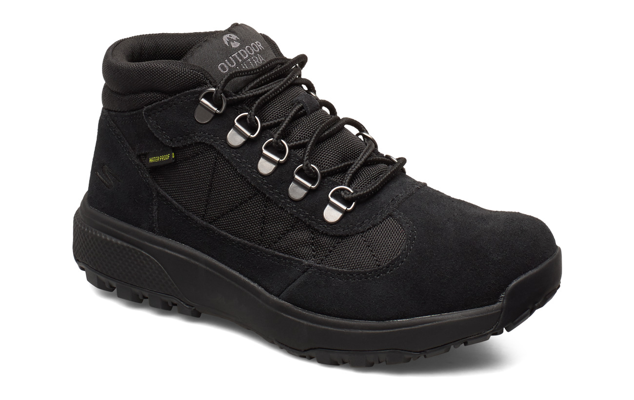 Skechers Womens Outdoors Ultra - Adventures - BBK BLACK