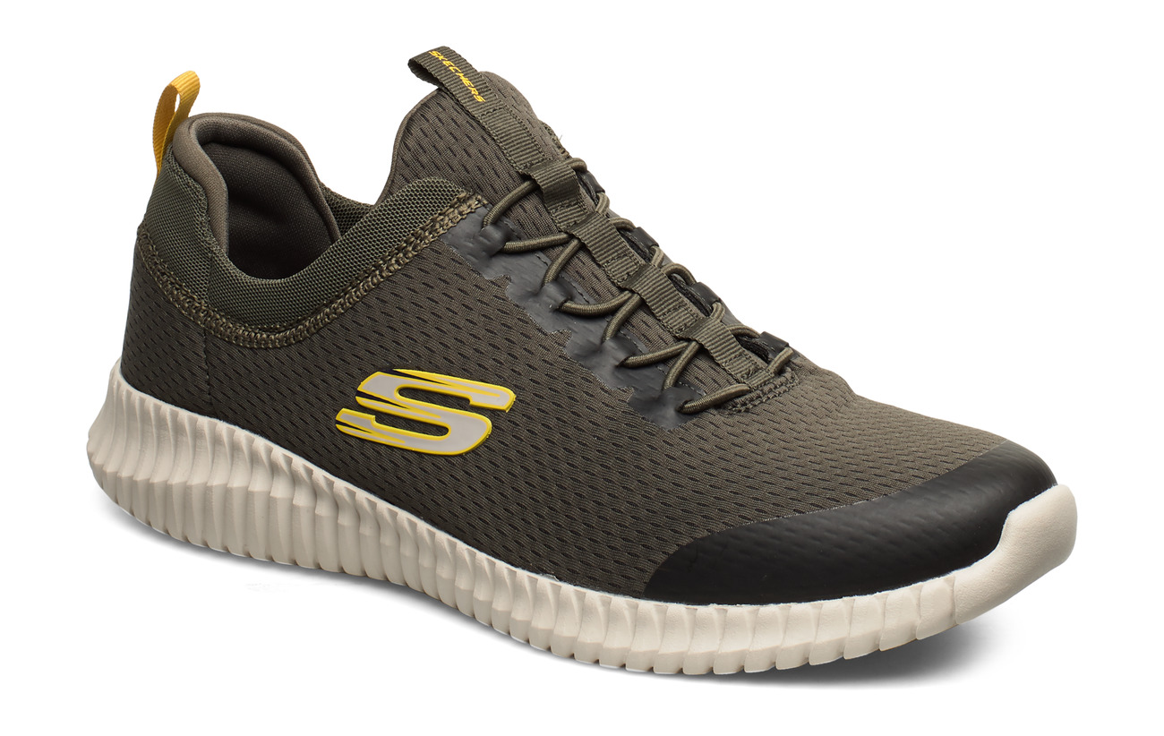 Skechers Mens Elite Flex - OLV OLIVE