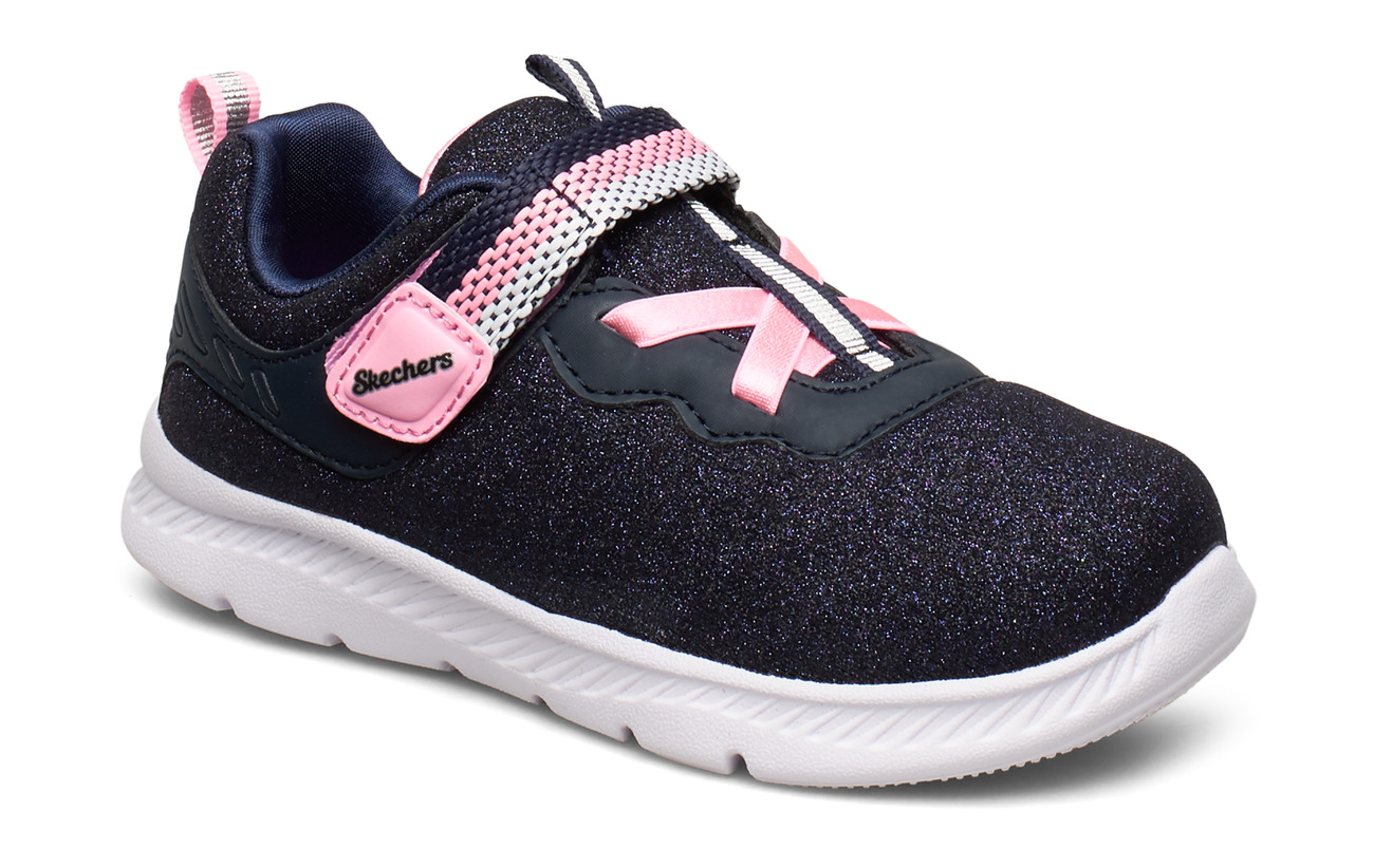 Skechers Girls Comfy Flex 2.0 - NVY NAVY