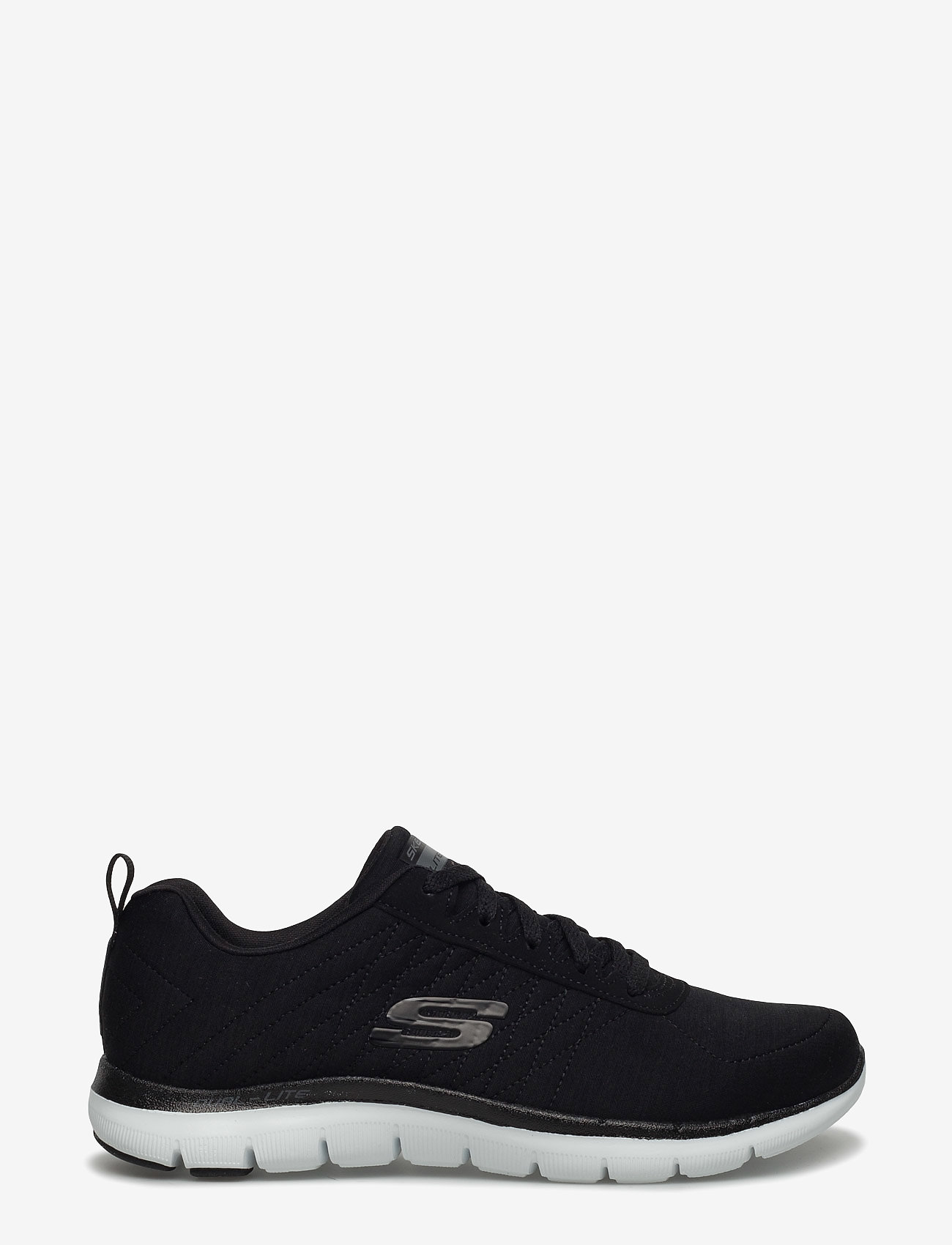 Skechers - Womens Flex Appeal 2,0 - sneakers med lav ankel - black