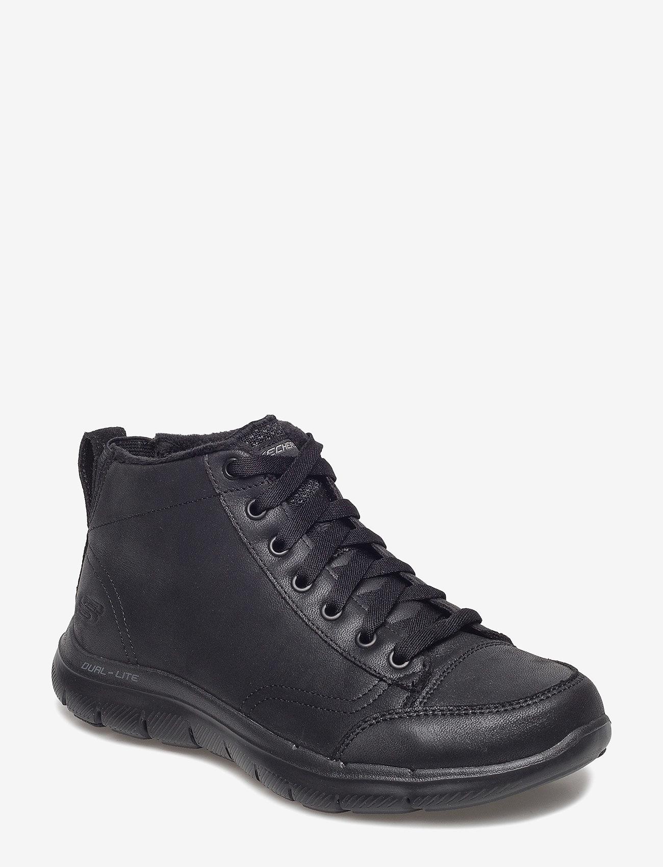 Críticamente moral Lidiar con  Womens Flex Appeal 2.0 - Warm Wishes (Bbk Black) (69.30 €) - Skechers -    Boozt.com