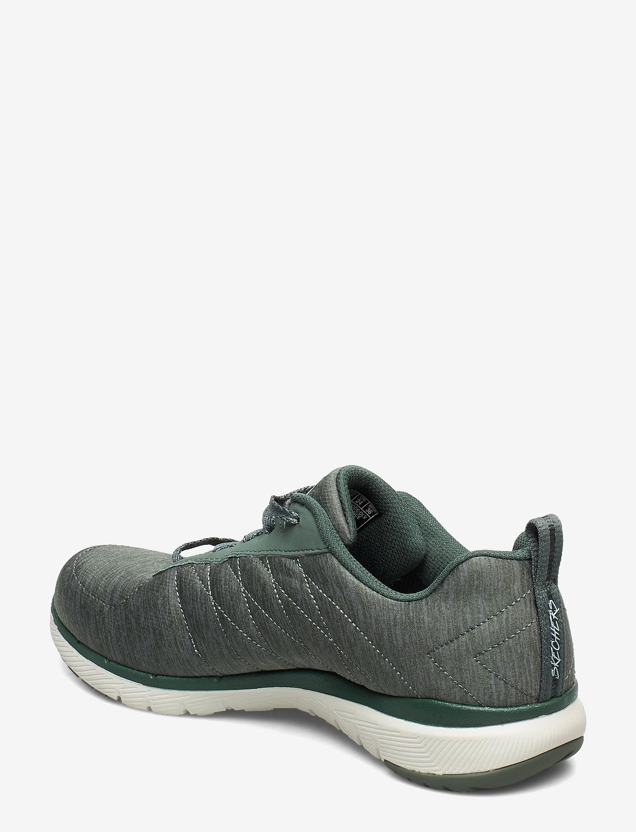 Womens Flex Appeal 3.0 (Olv Olive) - Skechers