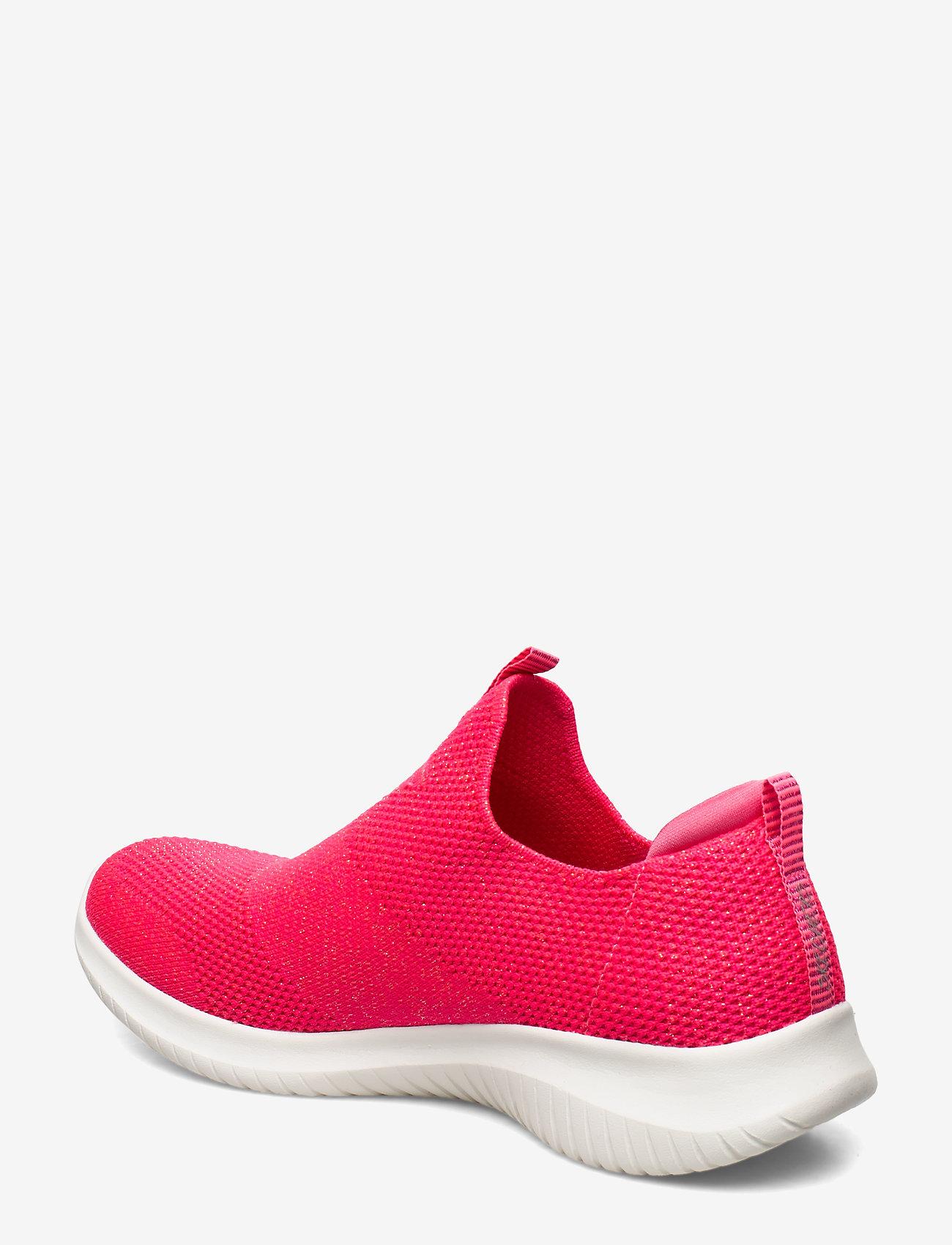 Womens Ultra Flex (Ncor Neon Coral) - Skechers