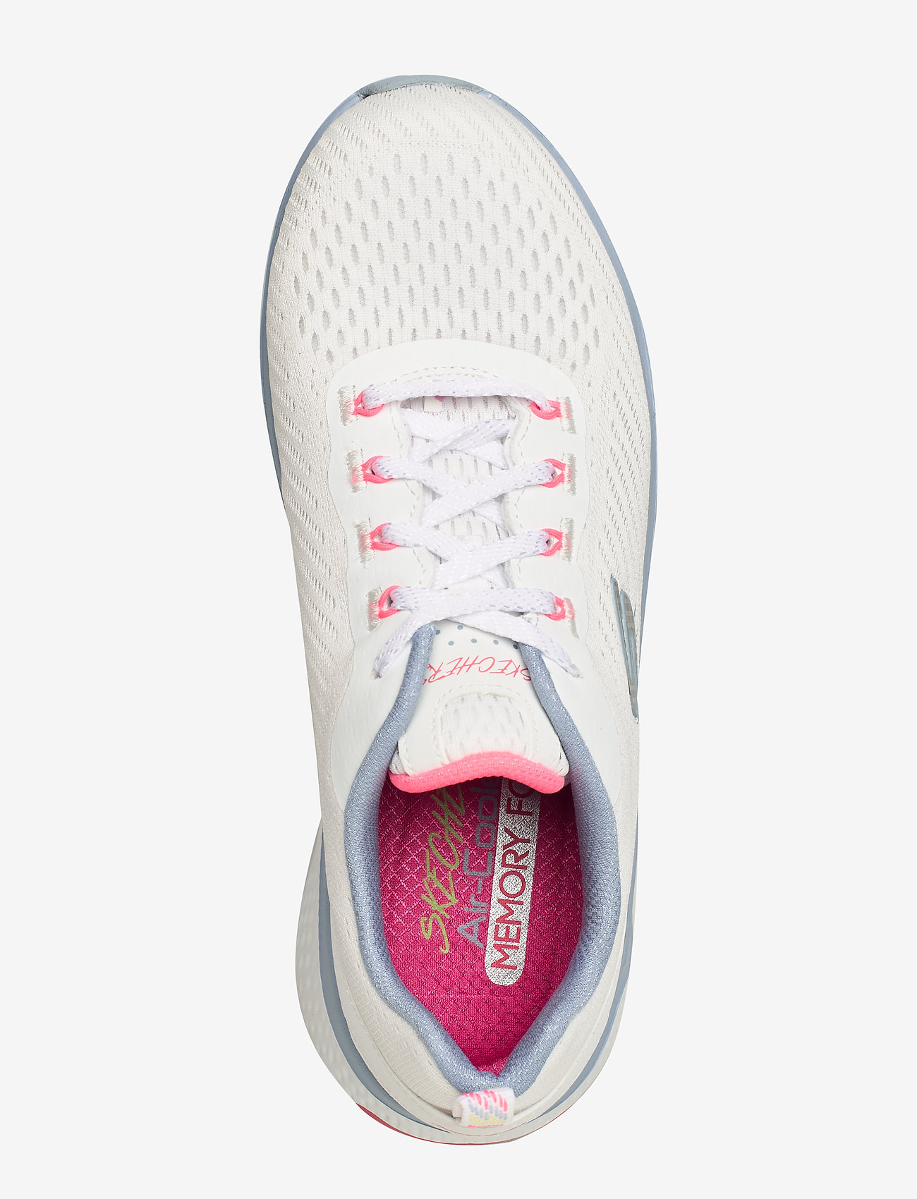 Womens Solar Fuse (Wblp White Blue Pink) - Skechers