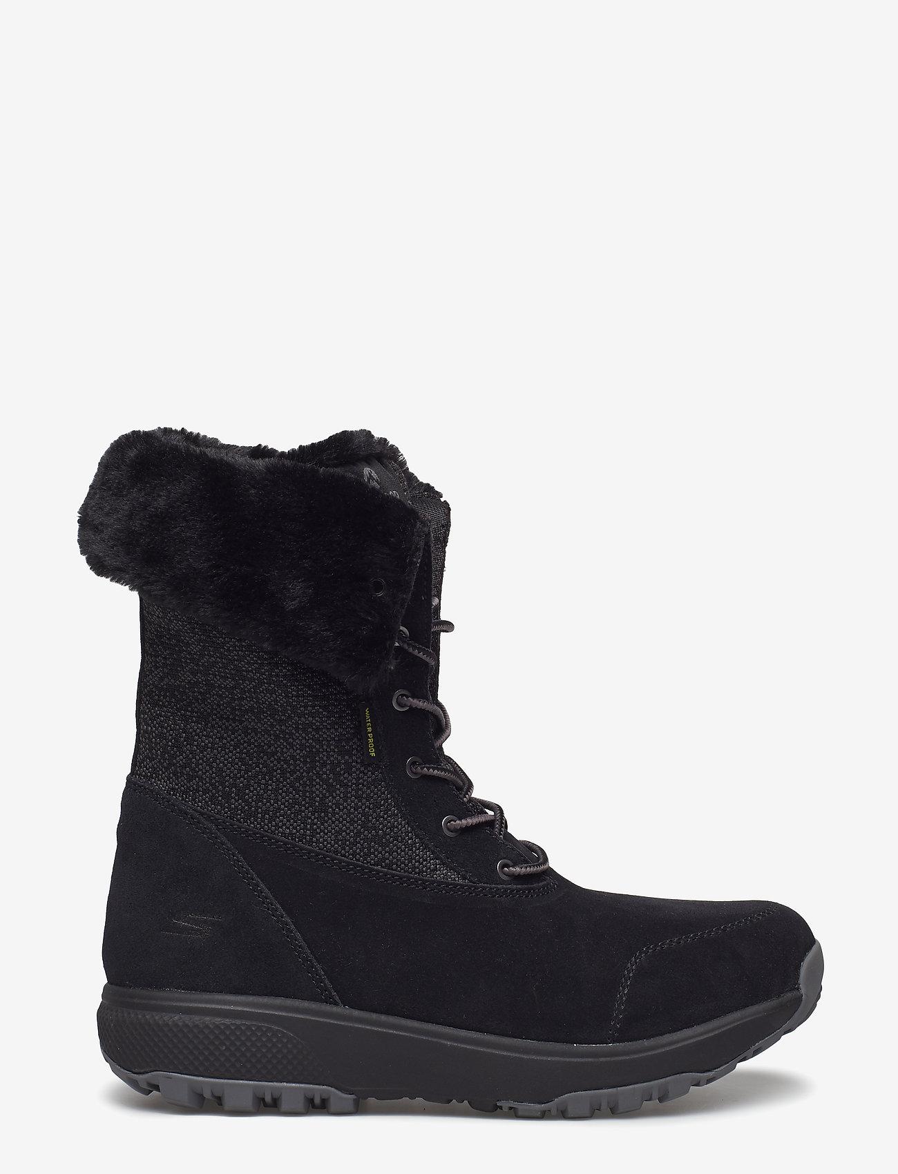 Skechers - Womens Outdoors Ultra - Waterproof - flade ankelstøvler - bbk black - 1