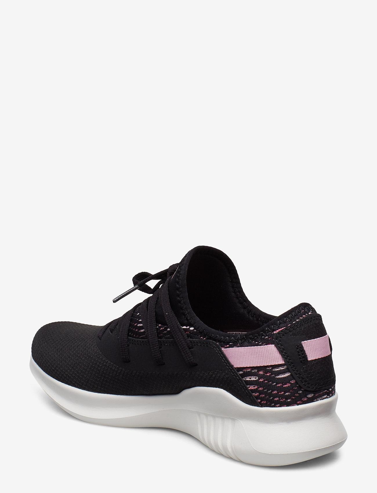 Womens Go Run Mojo 2.0 (Bkpk Black Pink) - Skechers