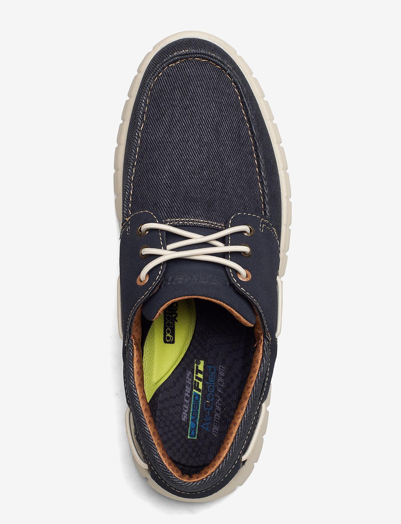 Mens Moreway (Nvy Navy) - Skechers