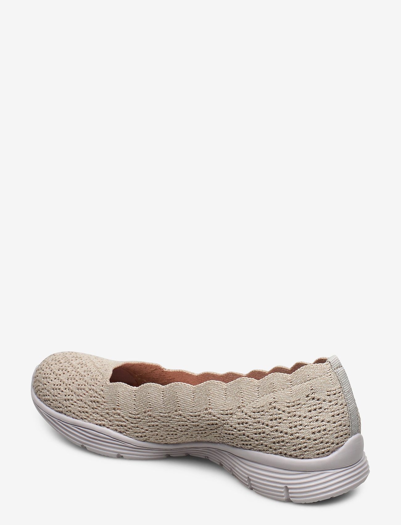 Womens Seager - Infield (Nat Natur) - Skechers