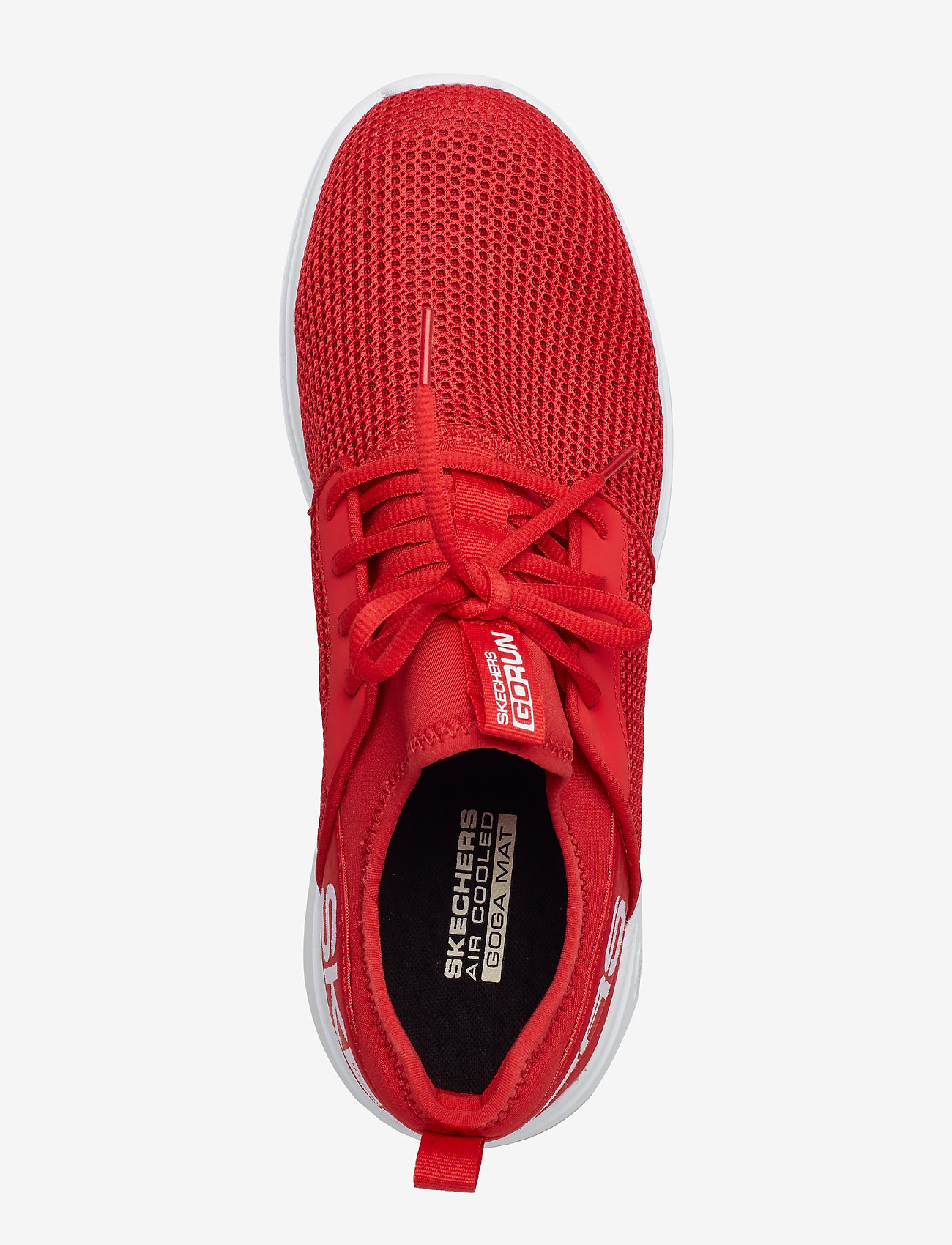 Mens Go Run Fast (Red Red) - Skechers