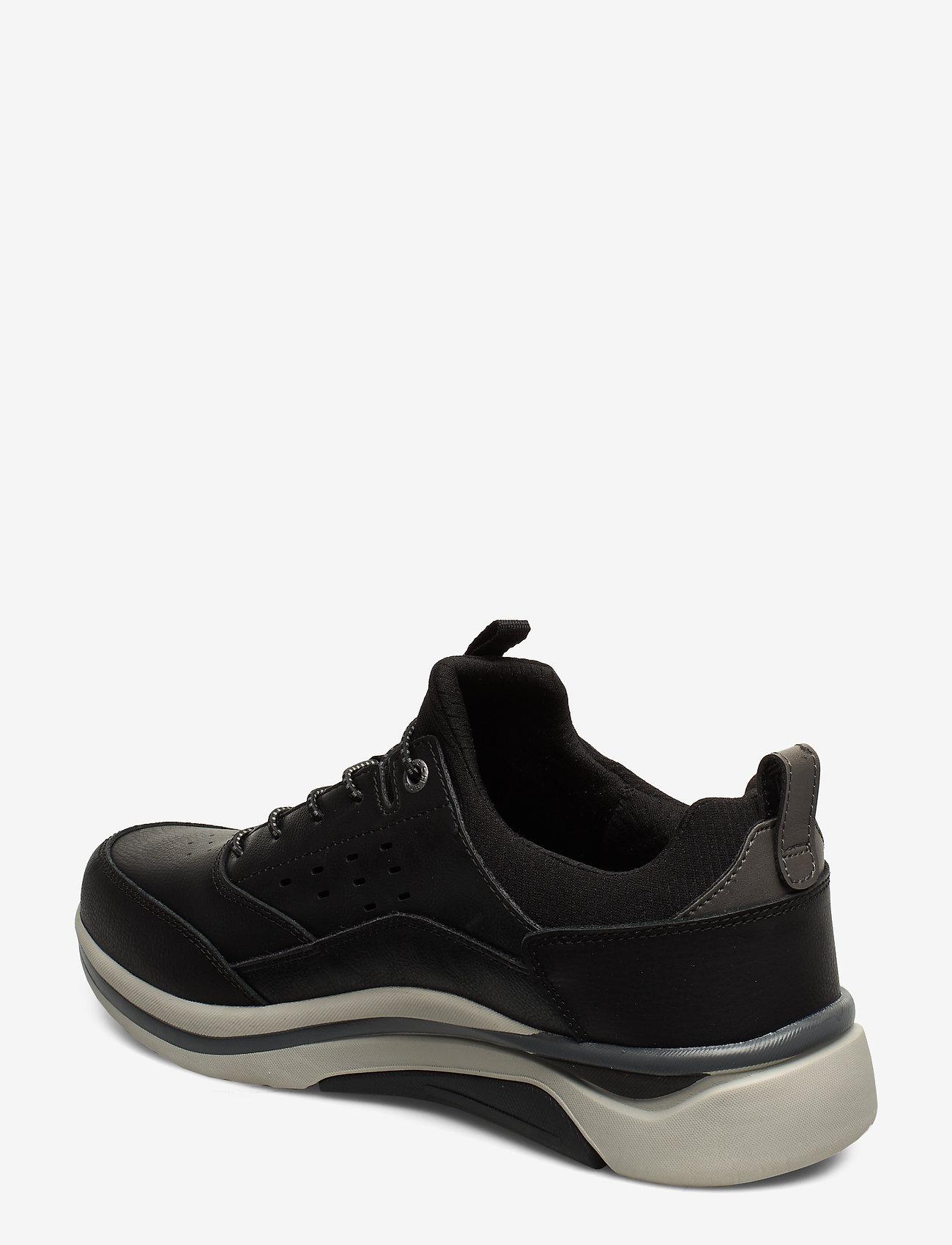 Mens Delamo (Blk Black) - Skechers