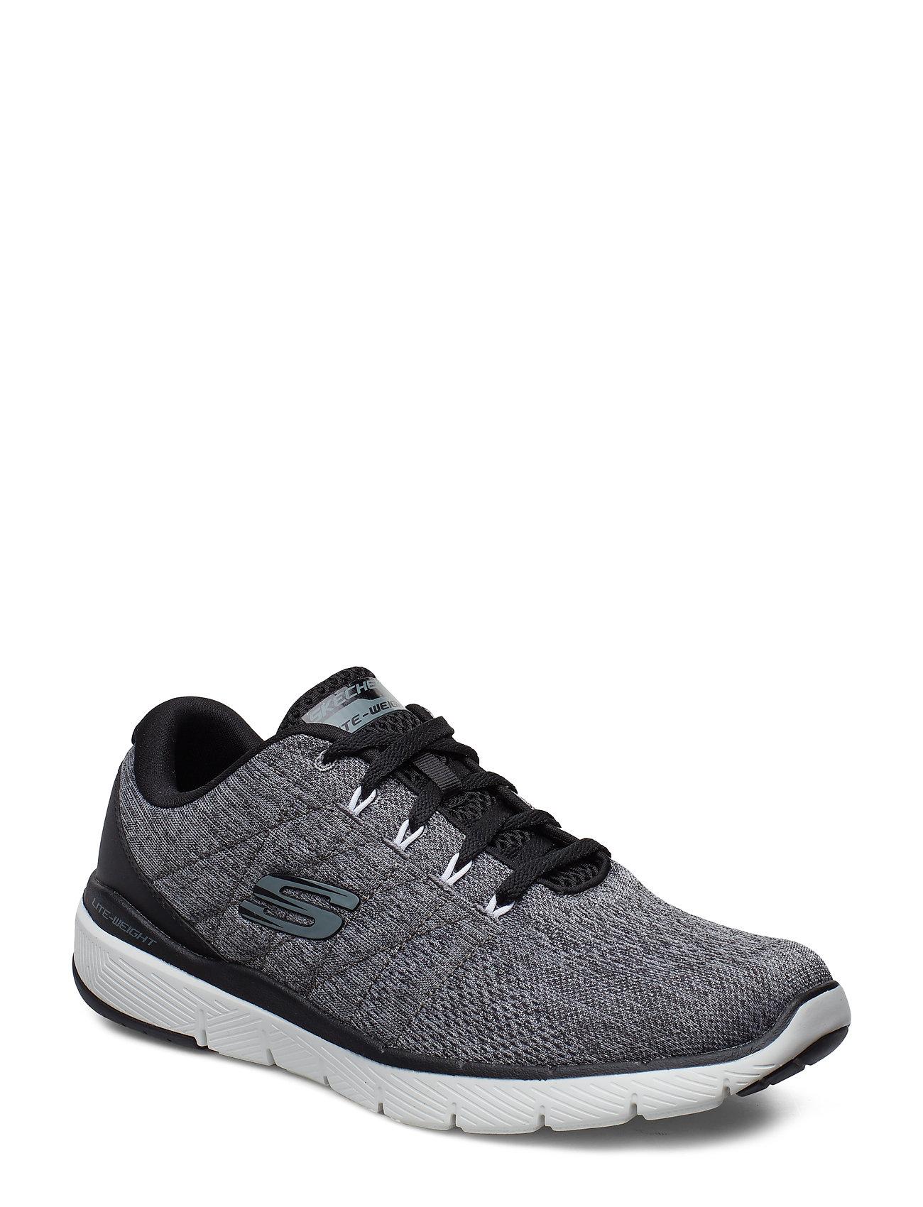 SKECHERS 51286GYOR Stamina Cutback Herren Sneaker grau