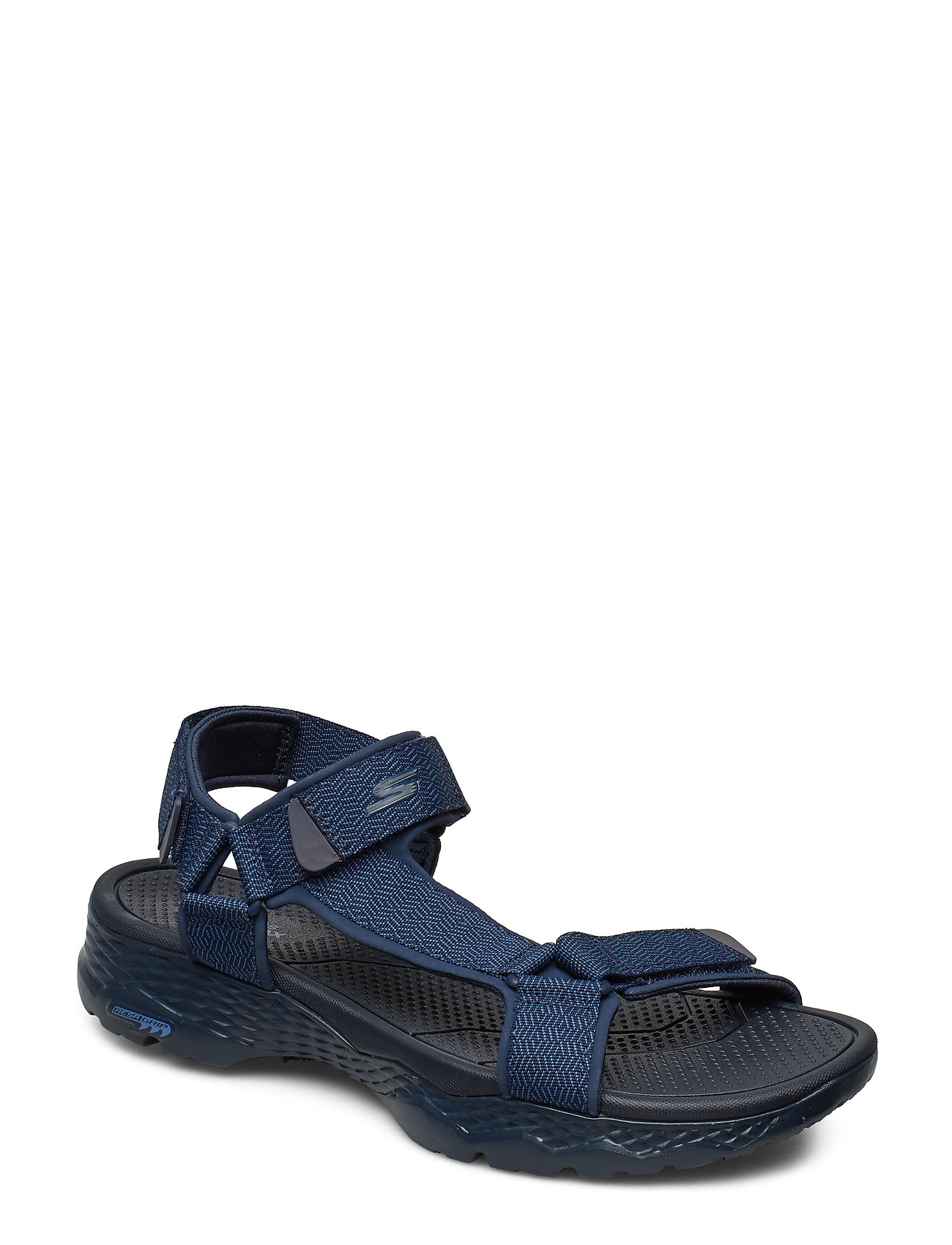 Mens Go Walk Outdoors Sandaler Blå SKECHERS