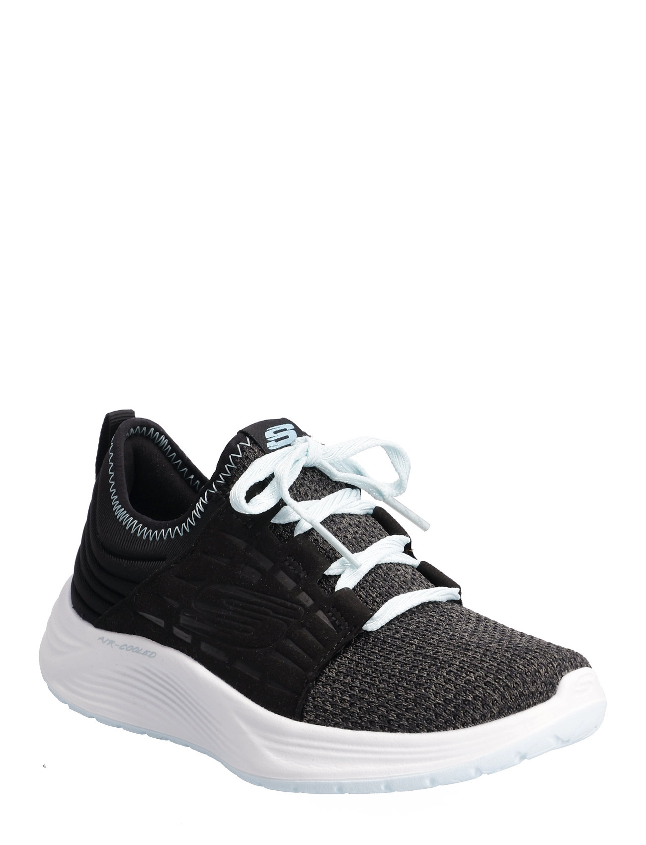 Skechers Girls Skyline - BLACK MINT