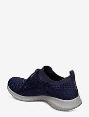 Skechers - Womens Ultra Flex - sneakers med lav ankel - nvy navy - 2
