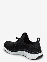Skechers - Womens Solar Fuse - låga sneakers - bkw black white - 2