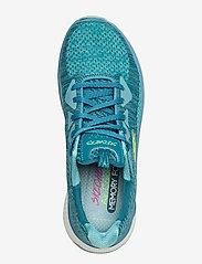 Skechers - Womens Solar Fuse - Brisk Escape - låga sneakers - blu blue - 3