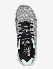 Skechers - Womens Solar Fuse - Brisk Escape - låga sneakers - gymt grey multicolor - 3