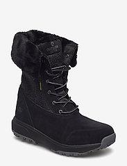 Skechers - Womens Outdoors Ultra - Waterproof - flade ankelstøvler - bbk black - 0