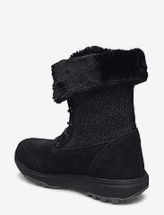 Skechers - Womens Outdoors Ultra - Waterproof - flade ankelstøvler - bbk black - 2
