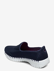 Skechers - Womens Go Walk Smart - slipper - nvw navy white - 2