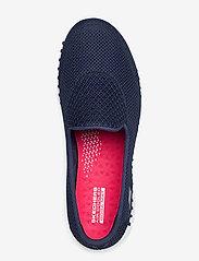 Skechers - Womens Go Walk Smart - slipper - nvw navy white - 3
