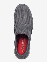 Skechers - Mens Equalizer Persistent - sportiska stila apavi bez aizdares - char charcoal - 3