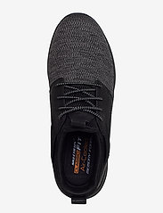 Skechers - Mens Delson - Camben - matalavartiset tennarit - bbk black - 3