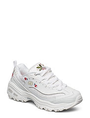 Womens D'Lites - Bright Blossoms - WHT WHITE