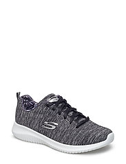 Womens Ultra Flex - Shoreline - BKW BLACK WHITE