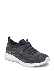 8f1c2f1fc85 Womens Ultra Flex - BKGY BLACK GREY