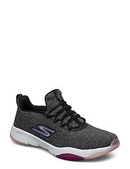 Womens Go run TR - Exception - BKLV BLACK LAVENDER