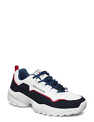 Mens Tidao - WNVR WHITE NAVY RED
