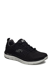 Mens Flex Advantage 2.0 - The Happs - BKW BLACK WHITE