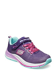 Girls Double Strides - PRTQ PURPLE TURQUOISE